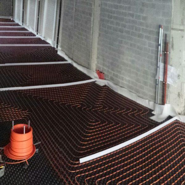 installation chauffage sol bruxelles
