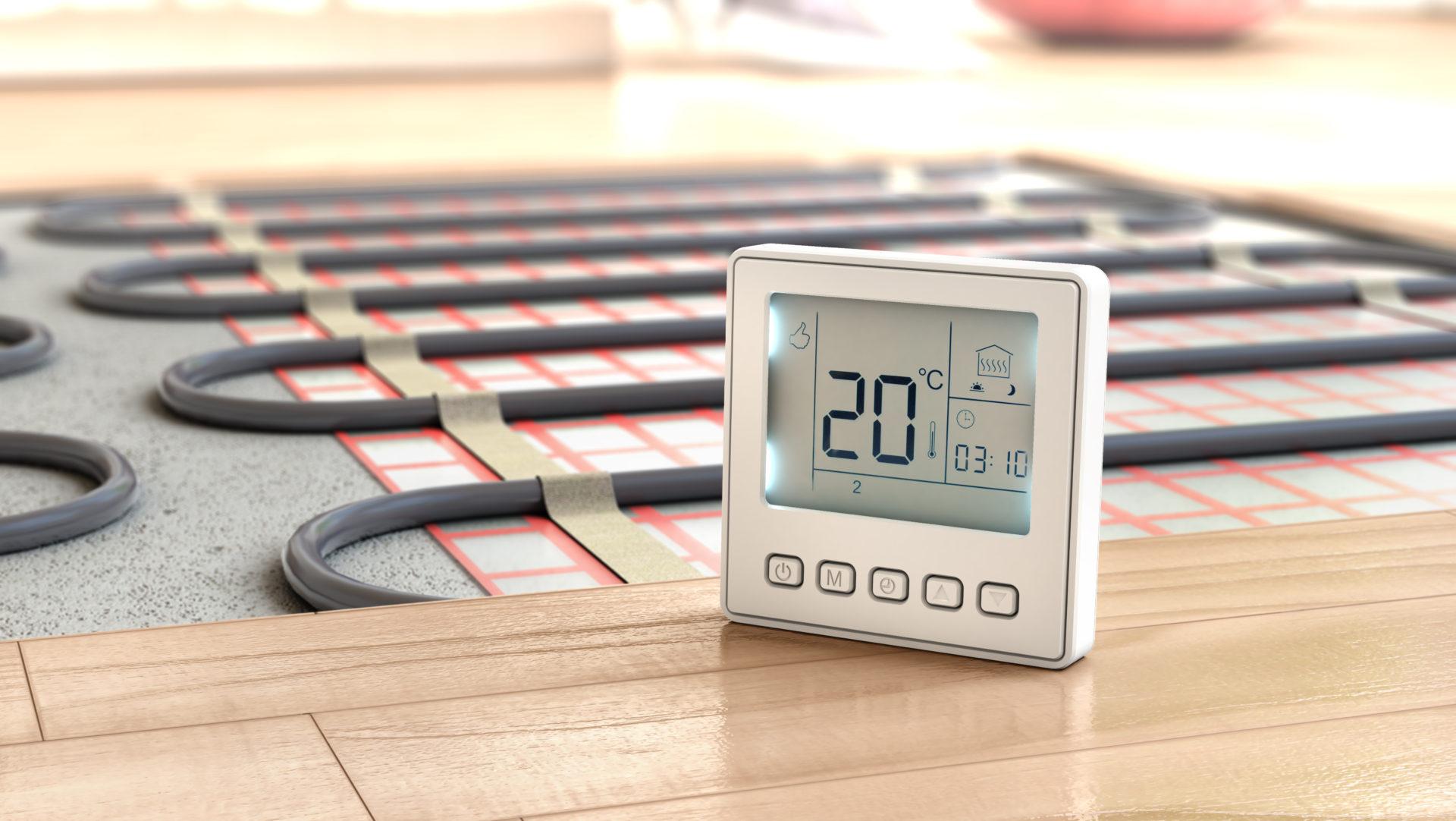 thermostat connecté sterckx chauffage