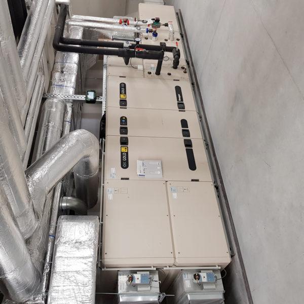 système de ventilation bruxelles